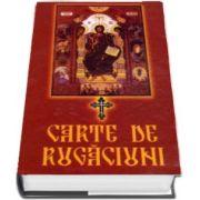 Carte de rugaciuni cu scris mare (coperta cartonata)
