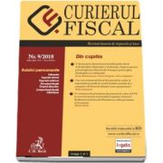 Curierul fiscal nr. 9/2018