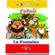 Fabule - La Fontaine. Colectia elevi de 10 plus
