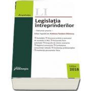 Legislatia intreprinderilor