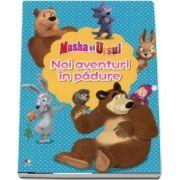 Masha si ursul - Noi aventuri in padure