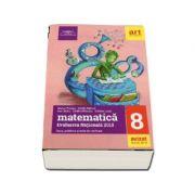 Matematica. Evaluarea nationala 2018, teme, probleme si teste de verificare - Colectia Clubul matematicienilor - (Marius Perianu)