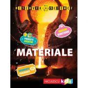 Clive Gifford, Materiale (Seria Discover Science)