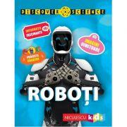 Clive Gifford, Roboti (Seria Discover Science)