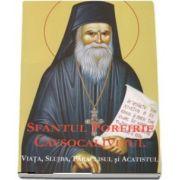 Sfantul Porfirie Cavsocalivitul - Viata, slujba, paraclisul si acatistul