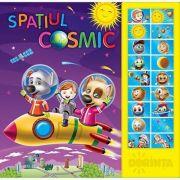 Spațiul cosmic. Carte cu sunete