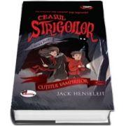 Ceasul strigoilor. Cutitul vampirilor, volumul I (Jack Henseleit)