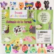Invata sa desenezi animale de la ferma