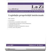 Legislatia proprietatii intelectuale (Cod 683)