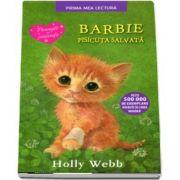 Barbie, pisicuta salvata. Editie ilustrata