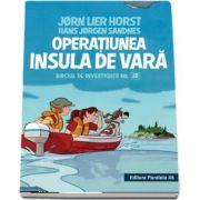 Biroul de investigatii nr. 2. Operatiunea Insula de vara (editie cartonata)