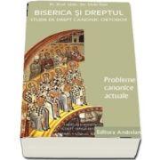 Biserica si dreptul. Studii de drept canonic ortodox. Probleme canonice actuale. Vol. 5