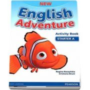 English adventure. Activity book, starter A with CD