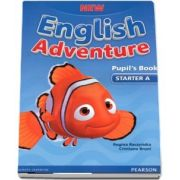 English adventure. Pupils Book, starter A with CD