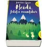 Heidi, fetita muntilor | paperback