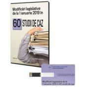 Stick - Modificari legislative de la 1 ianuarie 2019 in 60 studii de caz
