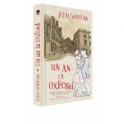 Un an la Oxford, autor Julia Whelan