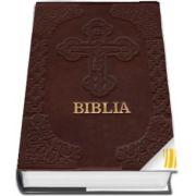 Biblia legata in piele