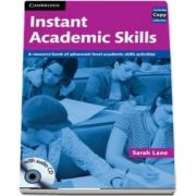 Cambridge Copy Collection: Instant Academic Skills with Audio CD: A Resource Book of Advanced-level Academic Skills Activities