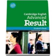 Cambridge english, advanced result. Student's Book, fully updated for the revised 2015 exam