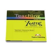 Carte de metodica limba engleza Teaching young learners. Audio CD - Suzanne Antonaros, Lilika Couri