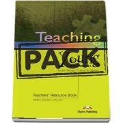 Carte de metodica. Limba engleza Teaching young learners. Pachetul profesorului