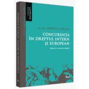 Concurenta in dreptul intern si european (Coman Giorgiu)