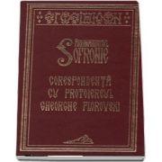 Corespondenta cu Protoiereul Gheorghe Florovski