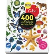 Culori. 400 de autocolante refolosibile, inspirate din natura