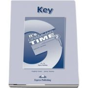 Curs de gramatica. Limba engleza Its grammer time 2. Key - Jenny Dooley, Virginia Evans