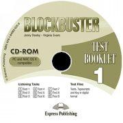 Curs de limba engleza Blockbuster 1. CD cu teste - Jenny Dooley, Virginia Evans