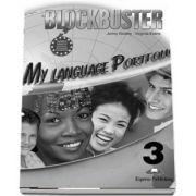 Curs de limba engleza Blockbuster 3. My Language Portfolio