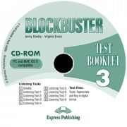 Curs de limba engleza Blockbuster 3. Test booklet CD-ROM (Jenny Dooley, Virginia Evans)