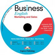 Curs de limba engleza Business English Marketing and Sales. Audio CD (Nevine Abdel Khalik)