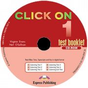 Curs de limba engleza Click on 1. Test booklet CD-ROM