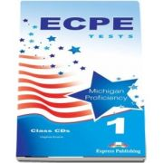 Curs de limba engleza. ECPE Tests Michigan Proficiency 1. Audio CD