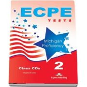 Curs de limba engleza. ECPE Tests Michigan Proficiency 2. Class CD
