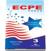 Curs de limba engleza. ECPE Tests Michigan Proficiency 3. Class CD