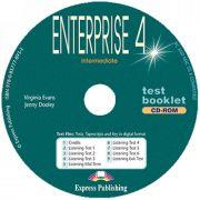 Curs de limba engleza, Enterprise 3. Test Booklet CD-ROM - Virginia Evans, Jenny Dooley