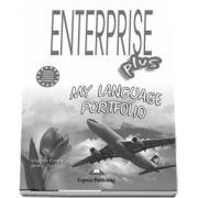 Curs de limba engleza, Enterprise plus. My Language Portfolio - Virginia Evans, Jenny Dooley