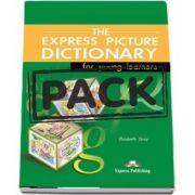 Curs de limba engleza. The Express Picture Dictionary.  Pachetul elevului