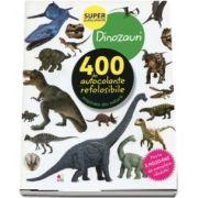 Dinozauri. 400 de autocolante refolosibile, inspirate din natura