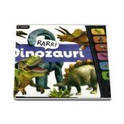Dinozauri. Carte cu sunete