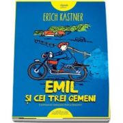 Emil si cei trei gemeni. Colectia clasic yellow - Erich Kastner