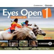 Eyes Open: Eyes Open Level 1 Class Audio CDs