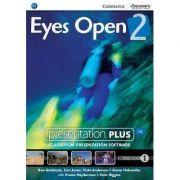Eyes Open Level 2 Presentation Plus DVD-ROM
