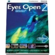 Eyes Open Level 2 Student's Book with Online Workbook and Online Practice