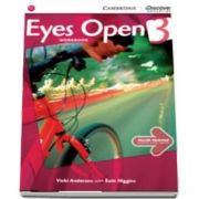 Eyes Open Level 3 Workbook with Online Practice (Vicki Anderson)