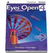 Eyes Open Level 4 Workbook with Online Practice