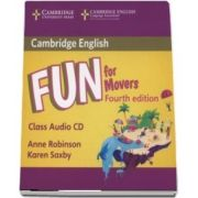 Fun for Movers Class Audio CD